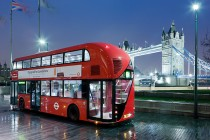 New London Buses by Heatherwick studio