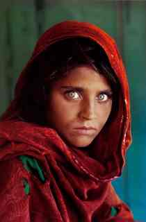 Steve McCURRY Afghan Girl National Geographic