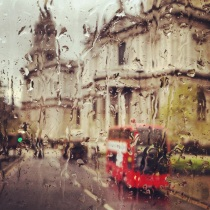 London under the rain II - Photo by Roberta Cucchiaro