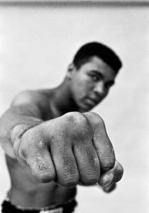 Thomas Hoepker, 1966 Chicago, USA. Muhammad Ali
