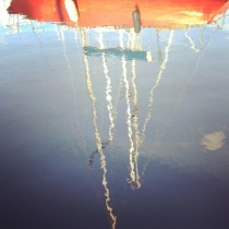 Gdynia's Summer Reflections - Photo by Roberta Cucchiaro