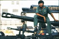 Vietnamese invasion of Cambodia in January 1979